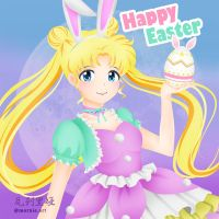 Happy Easter! by mornie-art