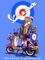 UK vocaloid is much so 'MODS' by 400Four