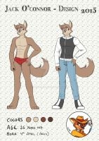 Jack redesign 2015 (Read description) by Raygirl13