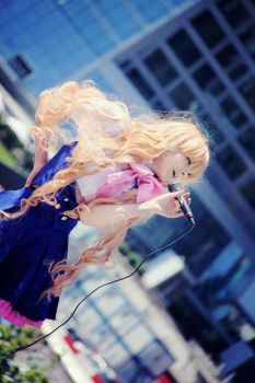 Sheryl Nome, Macross Frontier3 by HimeNami