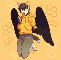 Icarus by DragonsPurr