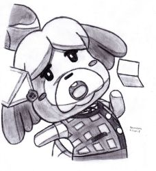 They Want Isabelle in Smash by DrChrisman