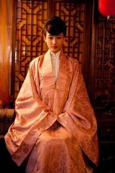 Hanfu of Ming dynasty by williswong