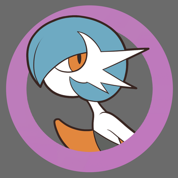 Shiny Mega Gardevoir by RejectedSG
