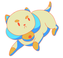 Puppycat (100 Palette Challenge) by CrystalTheLuxio