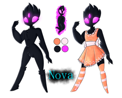 Oc Nova ((REF)) by RadioactiveRays
