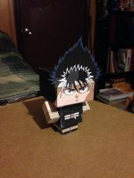 Hiei CubeeCraft by SuperVegeta71290