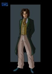 8th doctor by nightwing1975