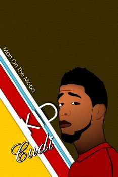 Kid Cudi Vector by LeBron6