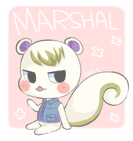 Animal Crossing Drawing Challenge: Day 5 by Oshimizy
