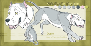 STS Dog- Oogie by ShockTherapyStables