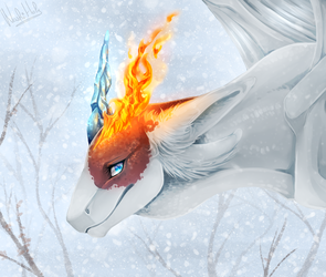 The First Winter by NashiHoly