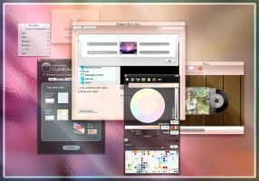 CrystalClear Interface 2.2: 2 by marsmuse