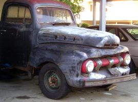 Sweet Hunk of Junk by segerquist