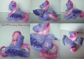 MLP My little Pony Custom Starsong by BerryMouse