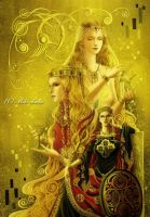 Women of Celtic Myth by mikioku