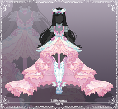 [Close] Adoptable Outfit Auction 189 by LifStrange