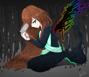 When you fail miserably at a new type of shading- by Beatriz-Savin