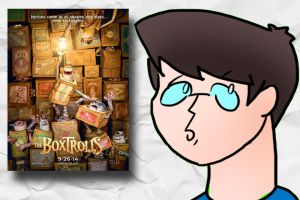 A Drawing Watches The Boxtrolls Titlecard by Tedzey71