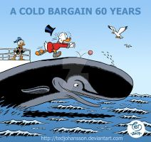A Cold Bargain 60 years by TedJohansson
