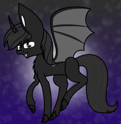 Darkness Is Closing In  Commission  By Rainbowdraf by bogm0nst3r