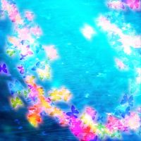 River of Butterflies Large by WDLady