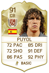 Custom Puyol by Star-hawks