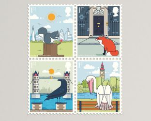 Postage stamps by Alex-View