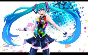 Tell-your-world :Miku by seventhblitz