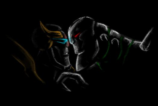LockXProwl United We Will never fall by Idigoddpairings