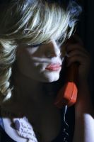 telephone by AndyFromHell