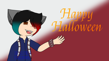 Others | Happy Halloween by LyricDraws