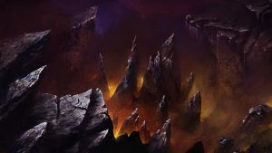 Cave to hell by SolFar