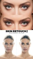 Skin Retouch Photoshop Action by hemalaya