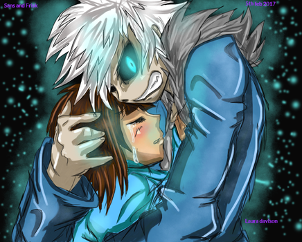I'll always protect you...always by sonicfangirl666