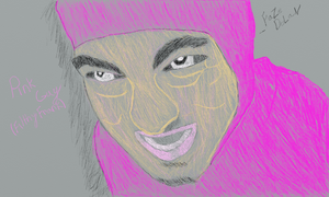 Pink Guy(Filthy Frank) by FaZeDolan