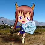 Agnes Charge by ThanyTony