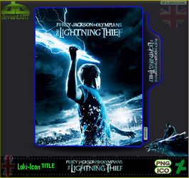 Percy Jackson And The Olympians The Lightning Thie by Loki-Icon