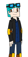 Minecraft Story Mode: Dan In Episode 6! by PrettyXTheXArtist