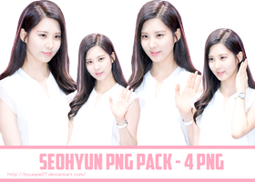 Seohyun PNG Pack by ByunPie by ByunPie27