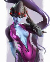 Widowmaker by MarcoSilvart