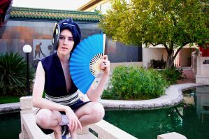 Ao no Exorcist: Matsurei by M-Is-For-Murder