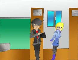 Duane And Alexis By ~Unbounded-Creator by Unbounded-Creator