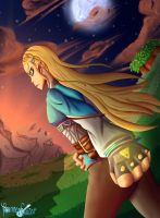 The Fury of Zelda - Breath of The Wild (2017) by RunnerGuitar
