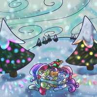 CMC Christmas by PonyGoggles