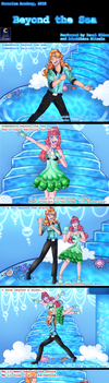 MRA EVENT - [SD] Beyond the Sea by Dorydraws