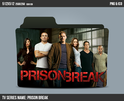 Prison Break folder icon by kasbandi