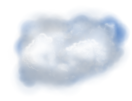 Clouds exp. by xdementiax