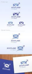 Scotland Logo - Free Download by martinemes