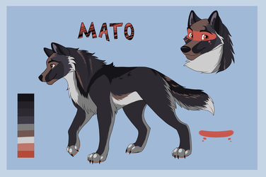 Mato Reference Sheet - CM by Fecu